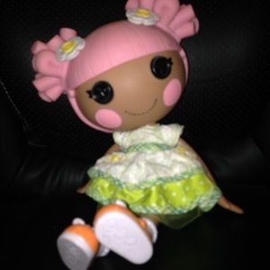 Other - Hardly played with Lalaloopsy.